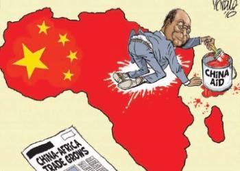 cina e africa